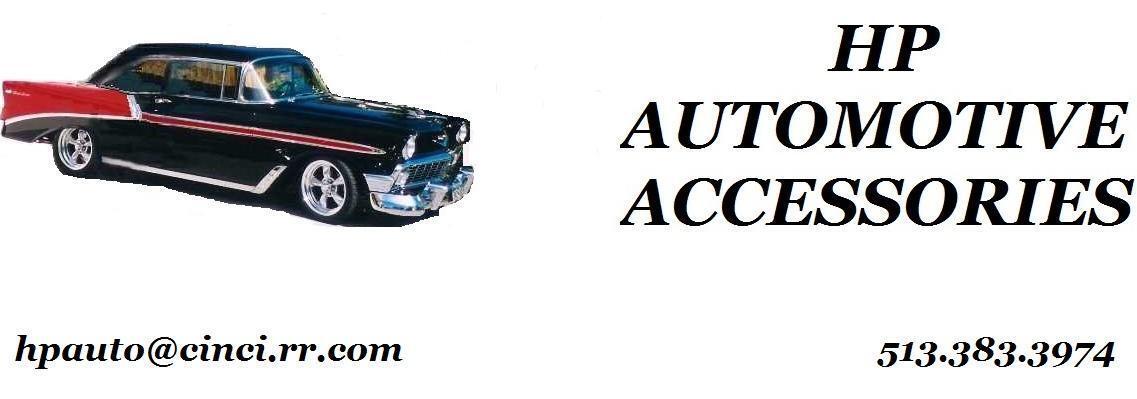 HP Automotive Accessories