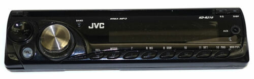 REMOVEABLE FACEPLATE for the JVC KDR-210 IN DASH RADIO