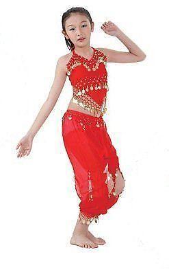 9c35371ee Girls Belly Dance Costume