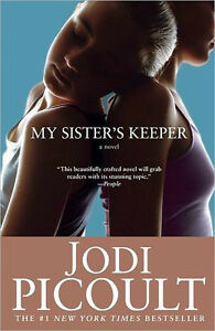 Jodi Picoult books:  Vanishing Act  : My Sister's Keeper