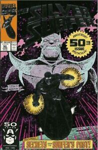 Marvel Comics:  The Silver Surfer Issue 50