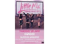 Little Mix Tickets Dundee