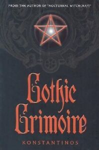 Gothic Grimoire by Konstantinos