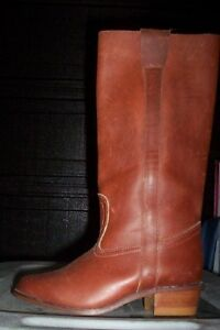 spurs & womens leather cowboy boots, riding .. Blondo winter