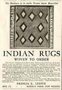 Rugs & Textiles (Non-Navajo)