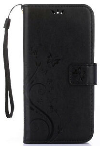 Samsung S9 Leather Wallet Phone Case - 3 Colours