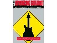 Guitar music book 'Advancing guitarist', Mick Goodrick