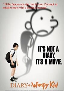 Diary of a Wimpy Kid (blu-ray)