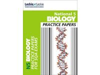 Leckie & Leckie National 5 Success Guide, Practice Papers and Student Book