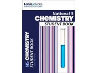 Leckie & Leckie National 5 Chemistry Success Guide, Student Book and Practice Papers