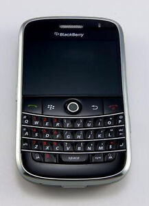 BlackBerry Bold 9000 with Rogers network