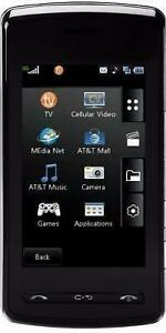 LG VU TU915 UNLOCKED DEBLOQUE TOUCHSCREEN FIDO PUBLIC MOBILE VIRGIN KOODO HSPA 3G GSM CAMERA 2MP BLUETOOTH MP3