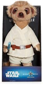 Limited Edition Star Wars Meerkat