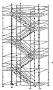 Tonnes Kwikstage Scaffolding for sale (brought and sold) Hemmant Brisbane South East Preview