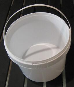 5.3 Litre Plastic Pails (Food grade)
