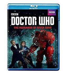 Doctor Who-Husbands Of River Song Blu-ray-Excellent + bonus