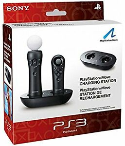 Sony PlayStation Move Charging Station PS4 PS3 New/Neuf