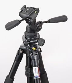 Giottos MTL9351B Tripod with MH5001 3 Way Head