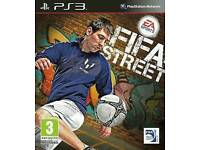 Fifa street for ps3