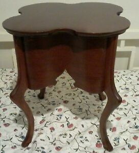 Antique French Provincial Style Side/End Table