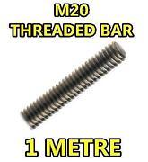 20mm Threaded Bar