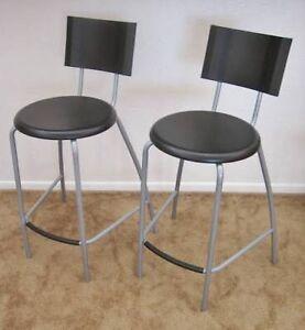 3 x IKEA bar stools Thornbury Darebin Area Preview