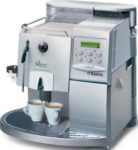 Saeco Royal Cappuccino Coffee machine Leederville Vincent Area Preview