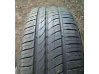 205/55/16 CONTINENTAL QUALITY PARTWORN PREMIUM TYRE 6MM TRED, FREE FITTING & BALANCING