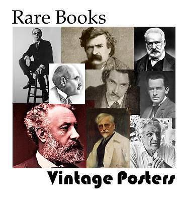 Rare Books Vintage Posters