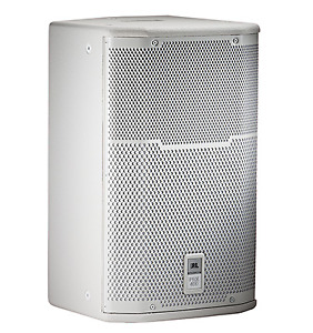 "PRX412M-WH 12"" 2-Way White Utilitly/Stage Monitor Loudspeaker"