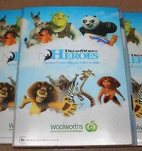 DreamWorks Heroes Activity & Collector'