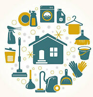 HOUSE CLEANING/ GARDEN CLEANING