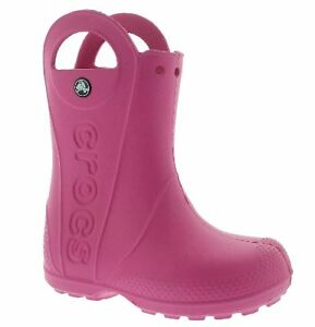Size 1 Rain Boot by CROCS - used last spring
