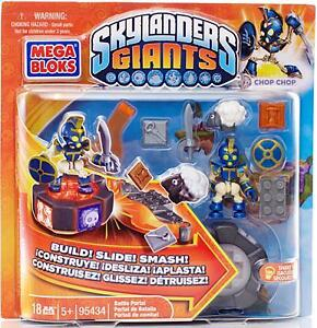 Brand New - Mega Bloks – Skylanders Giants battle packs