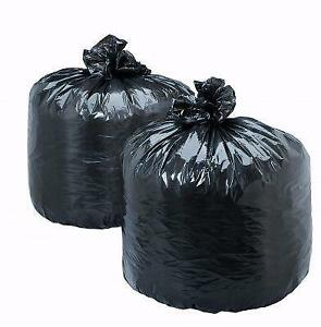 GARBAGE BAGS - GARBAGE BAGS ON SALE!