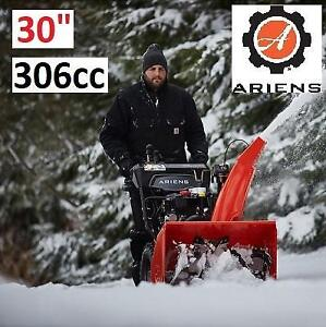 "NEW* ARIENS 30"" GAS SNOW BLOWER 921049 212568510 2-STAGE ELECTRIC START DELUXE 30 EFI 306cc"