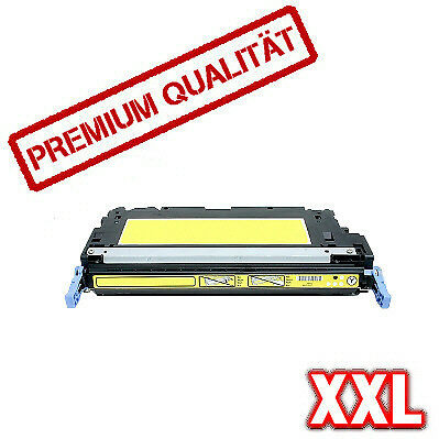 TONER FÜR HP COLOR LASERJET 3800 N DN 3800N 3800DN CP3505 CP3505N Q7582a Yellow - Laserjet 3800 Drucker