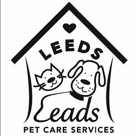 Leeds Leads Pet Care - Dog Walking / Dog Walker & Pet Sitting / Pet Sitter