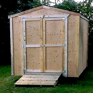 Baby Barns / Garden Sheds Built on site in 1 day ! $1300