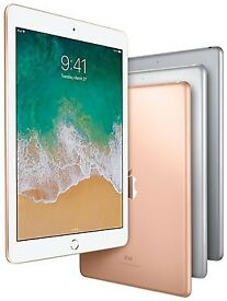 APPLE IPAD 6TH GENERATION 128GB BRAND NEW 2018 MODEL COMES WITH APPLE WARRANTY AND RECEIPT