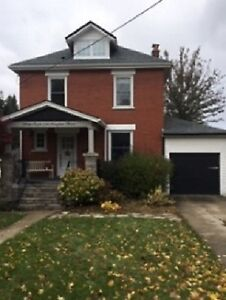 Charming but updated Century Home in quaint Cambridge, Ont