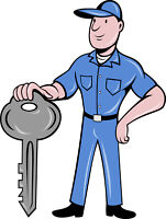 Locksmith Edmonton - Lockouts and Locks