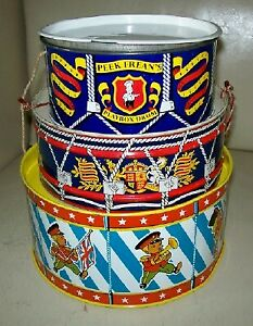 Biscuit Tin – Tin Drums A great collection