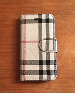 Etui IPhone 5  - Burberry