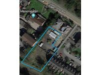 Car Park / Storage Land - TO RENT - in Kenley - 1300m2 with 110m2 Storage Buildings - AVAILABLE NOW