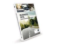 BMW 2018 Business Satellite Navigation UK & Europe DVD map Update Set ( Camera Alert Edition.)