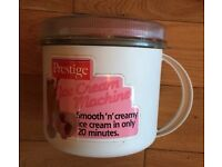 Prestige Ice cream maker bought from BHS