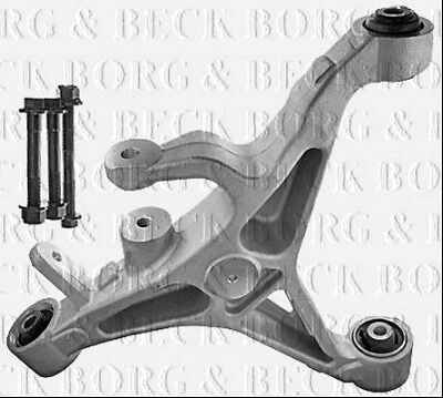 BCA7224 BORG & BECK SUSPENSION ARM LH [Rear Axle Left Lower ] fits Jaguar XF 08-