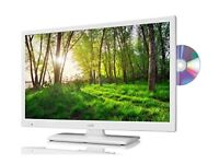 Logik 24 inch Full HD Ultra Slim LED TV with DVD & Freeview