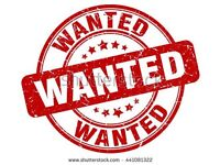 WANTED FAULTY UNWANTED APPLIANCES